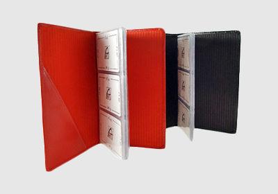etui na wizytówki HC13 <br/> wymiary zewnętrzne 19 x 11cm